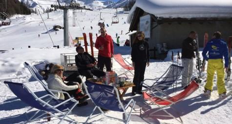 Montagna d'inverno? Vietato sciare