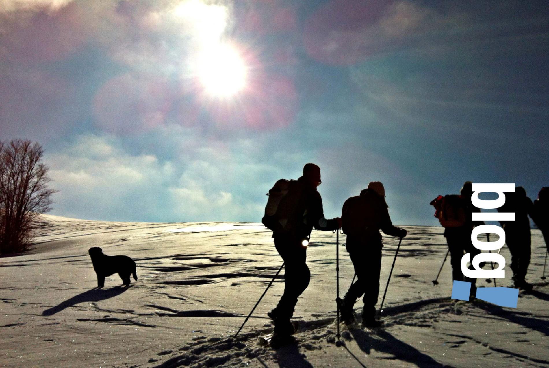 Scenari incantati sul Monte Tavola