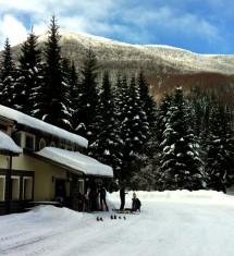 Ciaspolata al Monte Tavola