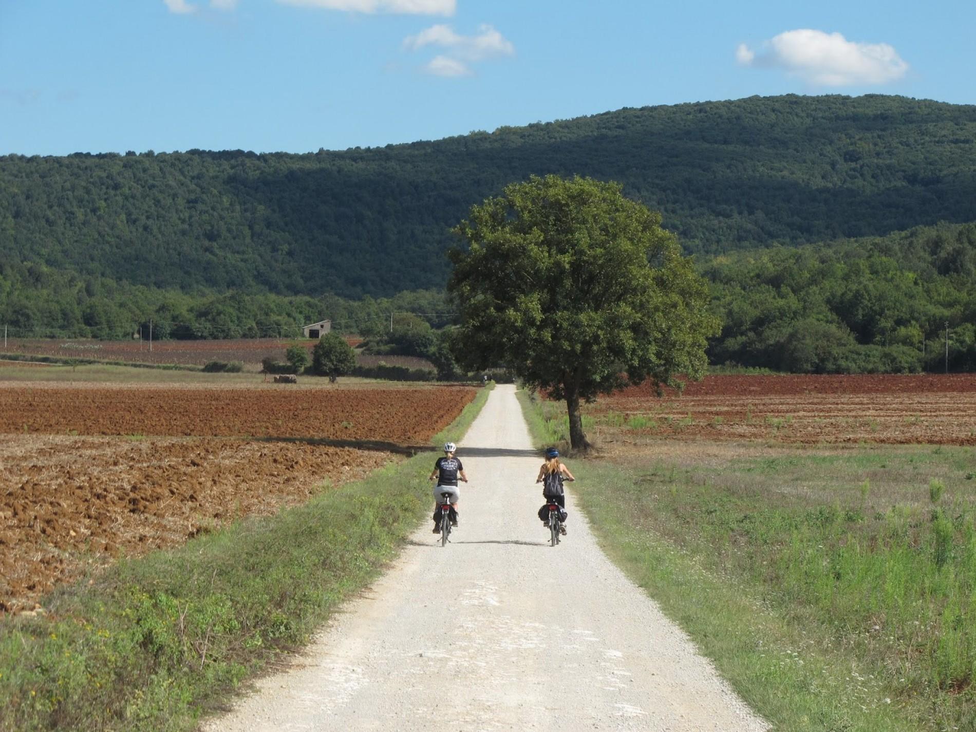 Via Francigena su E-bike? Adesso si può