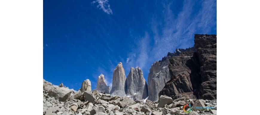 Trekking alle Torres del Paine
