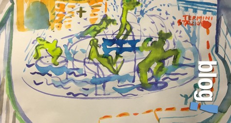 Trekking d'arte a Roma: dalle Terme di Diocleziano a Botero