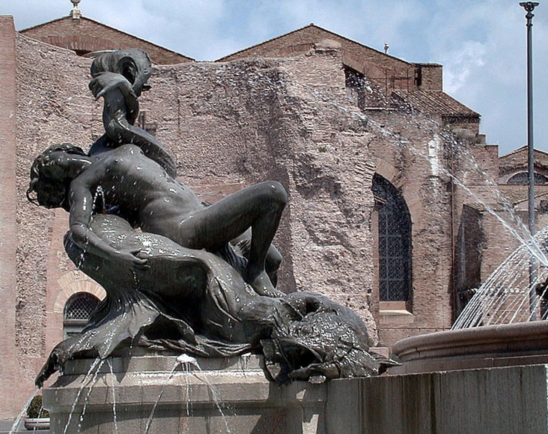L'OCCHIOLINO DI ROMA BY VERONICA PIRACCINI. LA VACANZA ATTIVA... IMMERSI NELL' ARTE