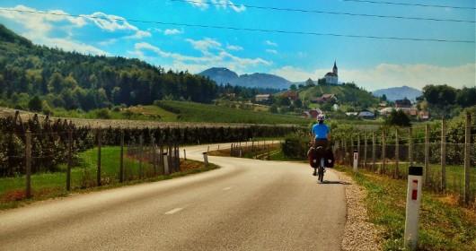 Da Loreto a Roma: in bici, spinti dalla storia