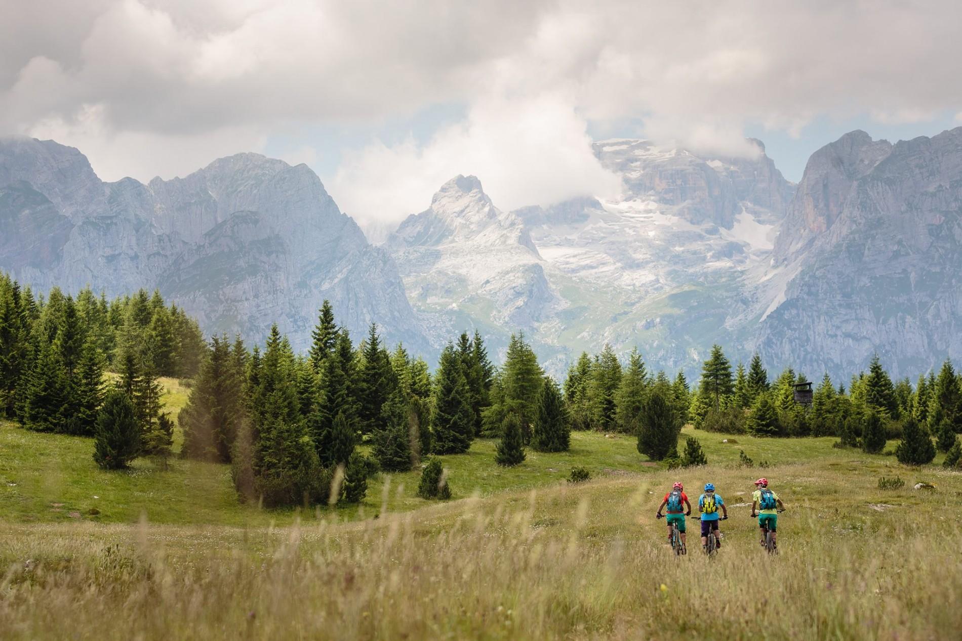 Dolomiti Paganella Bike: lo spettacolo infinito della MTB