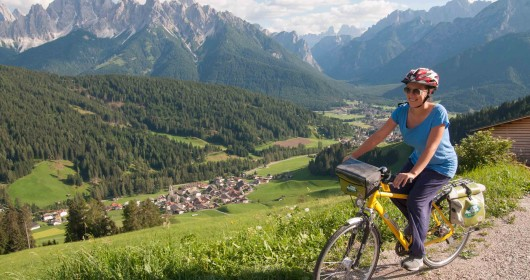 Cicloturismo: nuova partnership tra FunActive e Bici Alto Adige