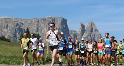 Alpe di Siusi: torna la Mezza Maratona