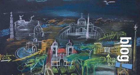 Trekking d'arte a Roma: le Accademie rinascono nel cammino moderno