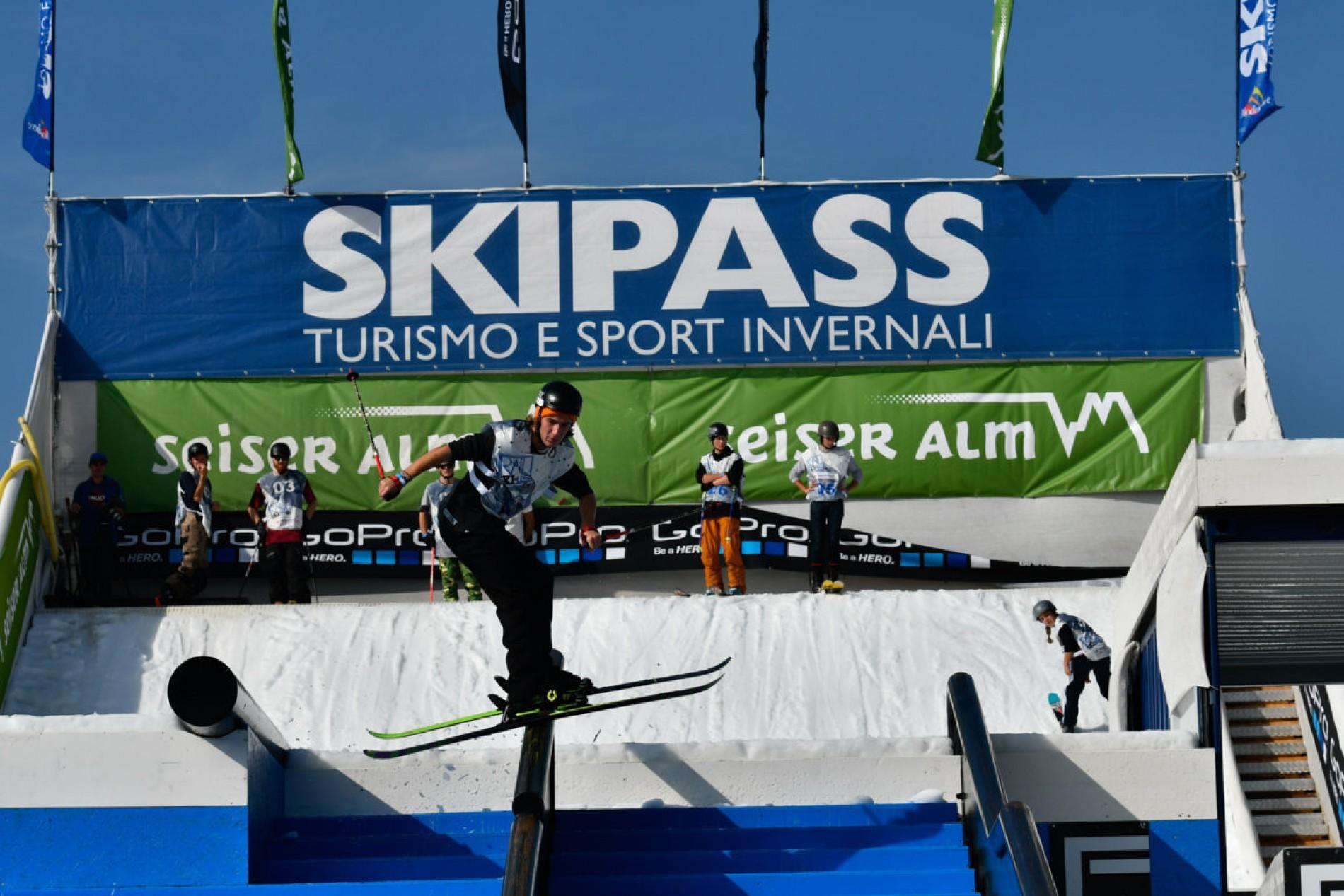 Skipass 2017, adrenalina in pista!