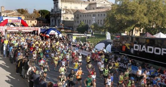 Maratona di Ravenna 2017