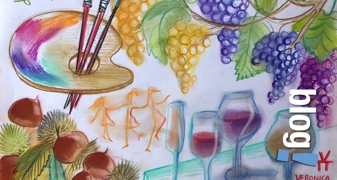 Trekking d'arte: da Roma alla Francia, tra mostre e cucina