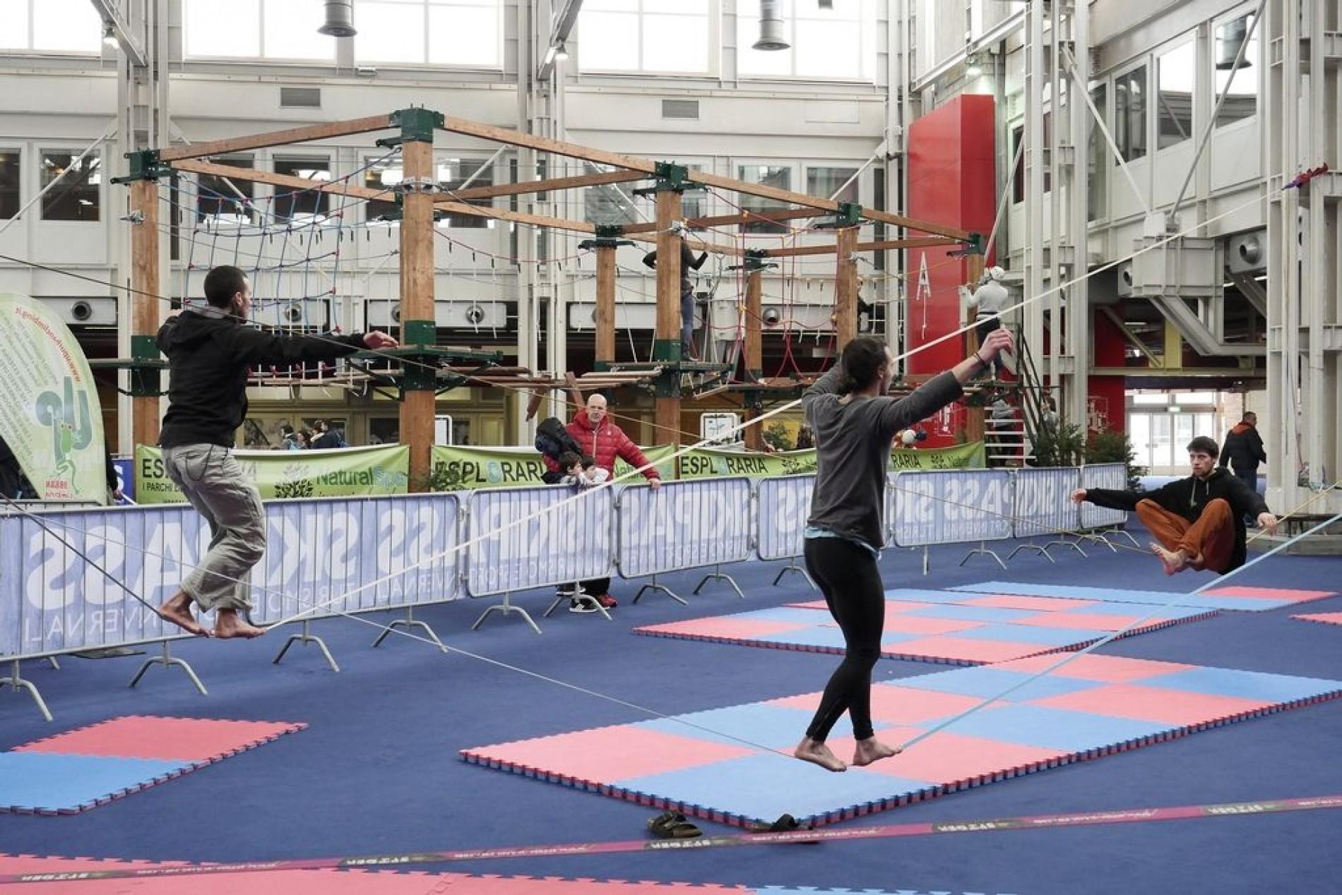 OUTDOOR EXPO 2019: a Bologna si incontrano turismo, sport e natura